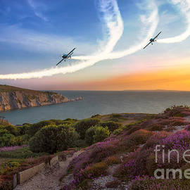English Landscapes - Blades Over The Needles