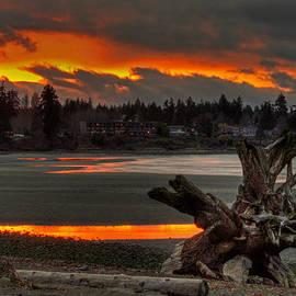 Randy Hall - Blazing Sunset II