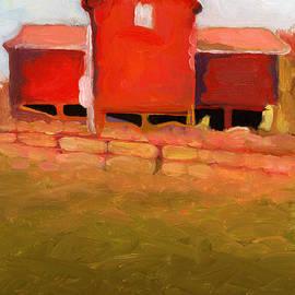 Catherine Twomey - Bleak House Plantation Barn 3