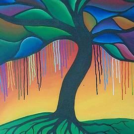 Staci Lyons - Bleeding Tree
