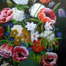 Geert Winkel - Bloemen