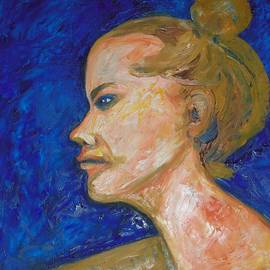Esther Newman-Cohen - Blond so Blue