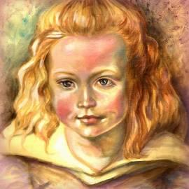 Em Scott - Blonde Child
