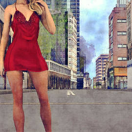Maynard Ellis - Blonde In The City