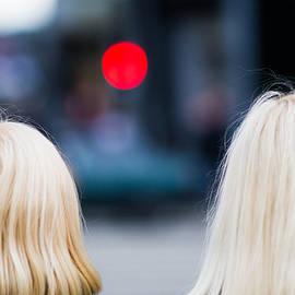 Alexander Senin - Blondes are not allowed