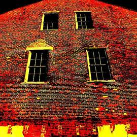 JoNeL Art  - Blood House