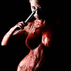 Jt PhotoDesign - Bloody Nurse 2