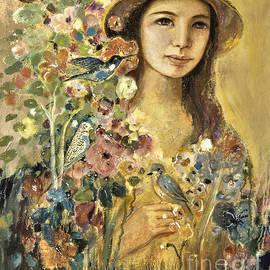 Shijun Munns - Blossoming