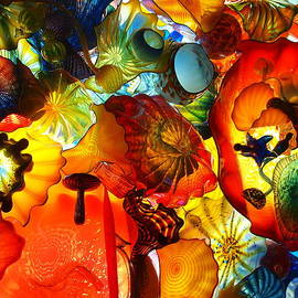 Dan Sproul - Blown Glass