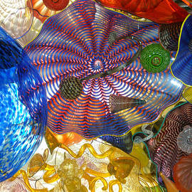 Kristina Deane - Blown Glass Shapes