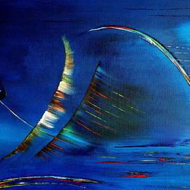 David Hatton - Blue 1
