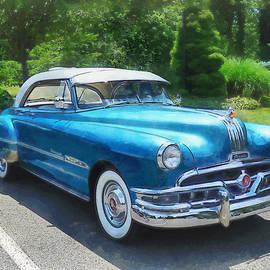 Susan Savad - Blue 1951 Pontiac