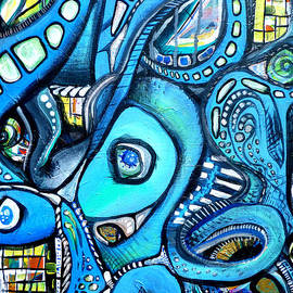 Larry Calabrese - Blue Serpentine