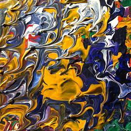 John Revitte - Blue and Gold