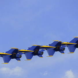 Laurie Perry - Blue Angels 7