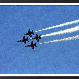Larry Stolle - Blue Angles.