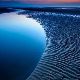 Adrian Evans - Blue Beach