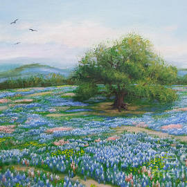 Jimmie Bartlett - Blue Bonnet Field