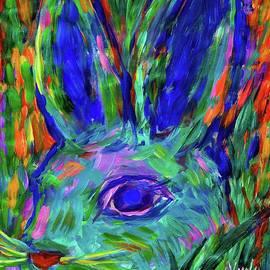 Kendall Kessler - Blue Bunny