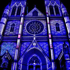 Miroslava Jurcik - Blue Cathedral