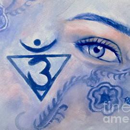 Rebecca Glaze - Blue Chakra