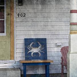 Brian Wallace - Blue Crab Chair