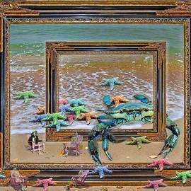 Betsy Knapp - Blue Crab Stars