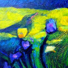 Valerie Erichsen Thomson - Blue Detail