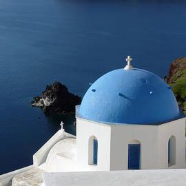 Lucinda Walter - Blue Domed Church