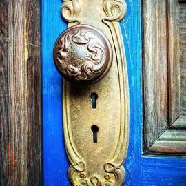 Melissa Bittinger - Blue Door Antique Door Knob