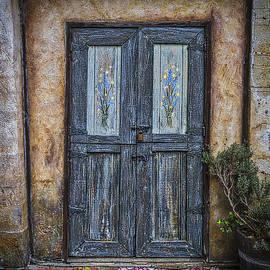 Mitch Shindelbower - Blue Doors
