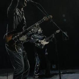 Patricio Lazen - Blue For The Blues