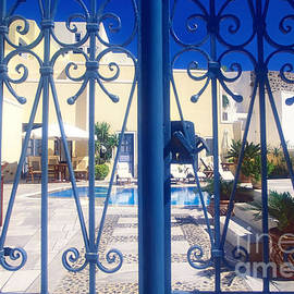 Aiolos Greek Collections - Blue gate