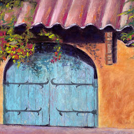 Julie Maas - Blue Gate