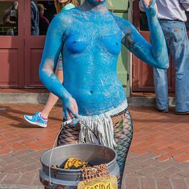 Steve Harrington - Blue Girl 2
