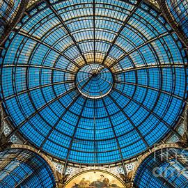 Joshua Tann - Blue Glass Dome
