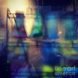 Miriam Danar - Blue Glass - Variation