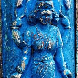 Kim Bemis - Blue Goddess