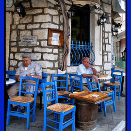 Daliana Pacuraru - Blue Greek Taverna