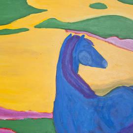Noa Yerushalmi - Blue Horse