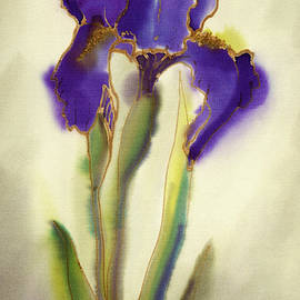Addie Hocynec - Blue Iris