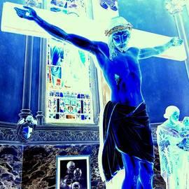 Ed Weidman - Blue Jesus