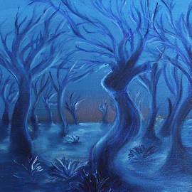 Felix Concepcion - Blue Lady