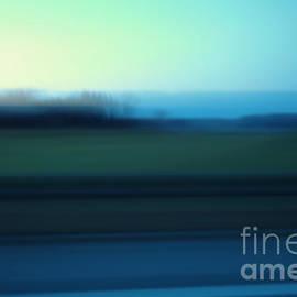 Jutta Maria Pusl - Blue Landscape