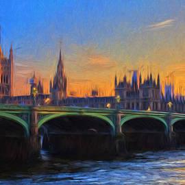 Douglas MooreZart - Blue London