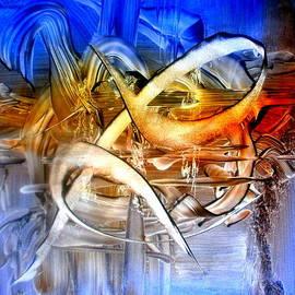 David Gatinois - Blue Mary