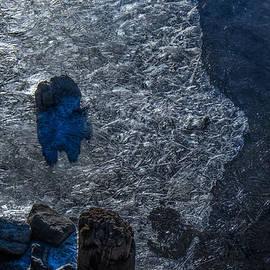 Blue Matrix on the Kuskokwim