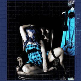 Cindy Nunn - Blue Mood 2