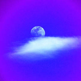 Susanne Still - Blue Moon Lavender Sky