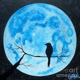 JoNeL Art  - Blue Moon Nights